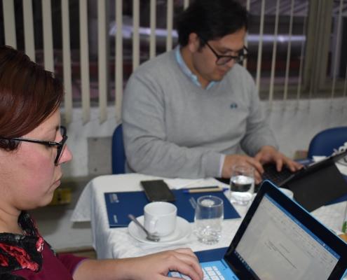 Consejo Consultivo de Kinesiología UCSH 2019